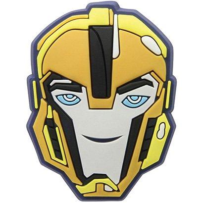 Jibbitz Infantil Crocs Transformers Bumblebee