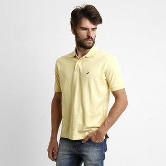 Camisa Polo Nautica Piquet Bordado 0ee2dcd57abff