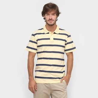 b738599be82d0 Camisa Polo Colombo Listrada Fio Tinto