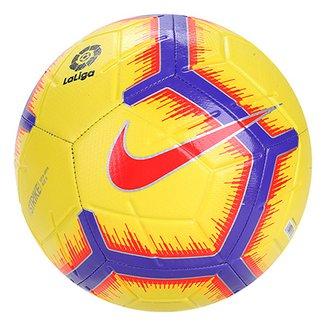 922bf23de0abc Bola de Futebol Campo Nike La Liga Strike