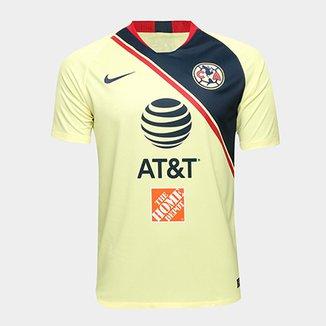 9cd3b68501 Camisa Club América Home 2018 s n° - Torcedor Nike Masculina
