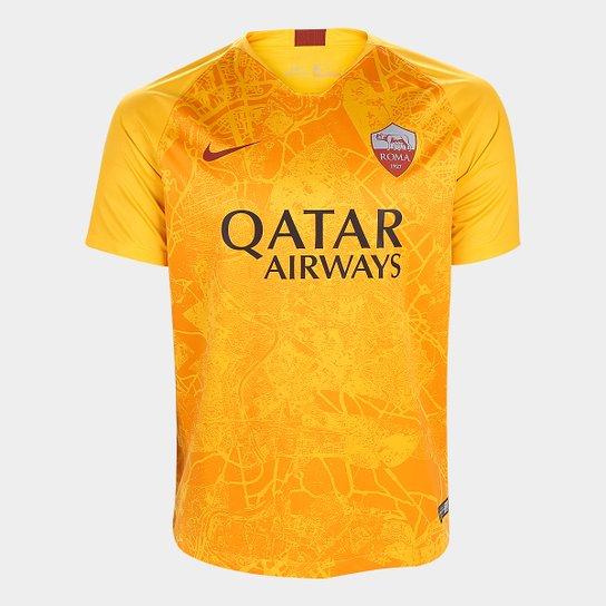 26a82f7ff7 Camisa Roma Third 2018 s n° - Torcedor Nike Masculina - Compre Agora ...