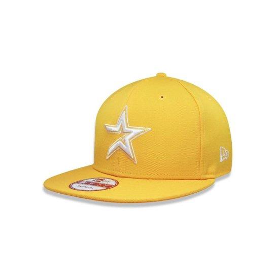 Boné 950 Houston Astros MLB Aba Reta New Era - Compre Agora  91dcadb00f0