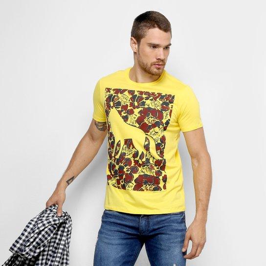 64f8131df4 Camiseta Acostamento Lobo Masculina - Compre Agora