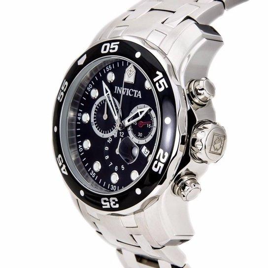 5aea101642b Relógio Invicta Scuba Pro Diver - 0069 - Compre Agora
