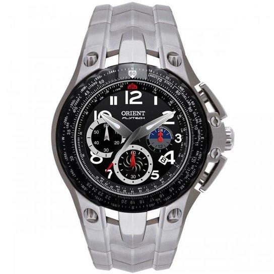 a9681c16daa Relógio Orient Flytech Titanium MBTTC002 P2GX - Compre Agora