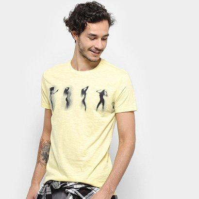 Camiseta Bulldog Fish Sombras Masculina