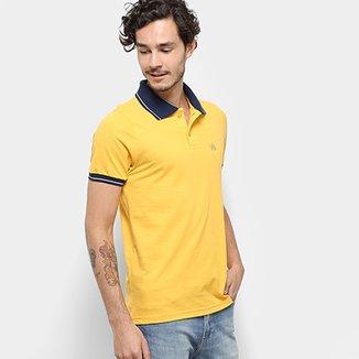 0be063525d Camisa Polo Bulldog Fish Friso Masculina