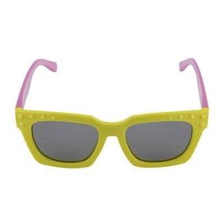 7acf468df62b7 Óculos de Sol Khatto Infantil Funny Feminino