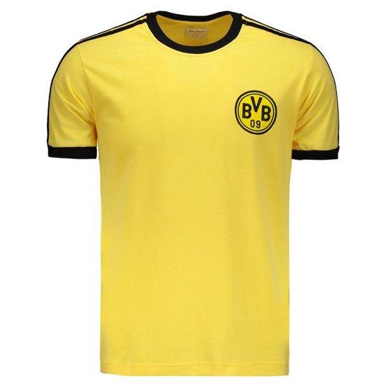 d52f86c27e Camisa Retrômania Borussia Dortmund 1989 - Amarelo - Compre Agora ...