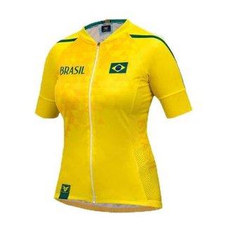 Compre Camisa+feminina+brasil+personalizada Online  a43717c36c147