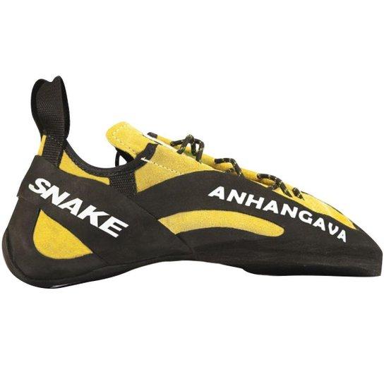c410d788426 Tênis Anhangava para Escaladas em Rocha Snake - Amarelo - Compre ...