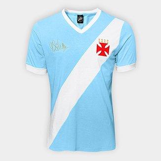fbb5252e3f Camiseta Vasco nº 1 Martin Silva Masculina