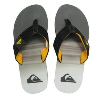 Chinelo Masculino Quiksilver Foundation Stripes C