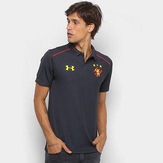 Camisa Polo Sport Recife 2018 Under Armour Masculina b9c76f45b9506