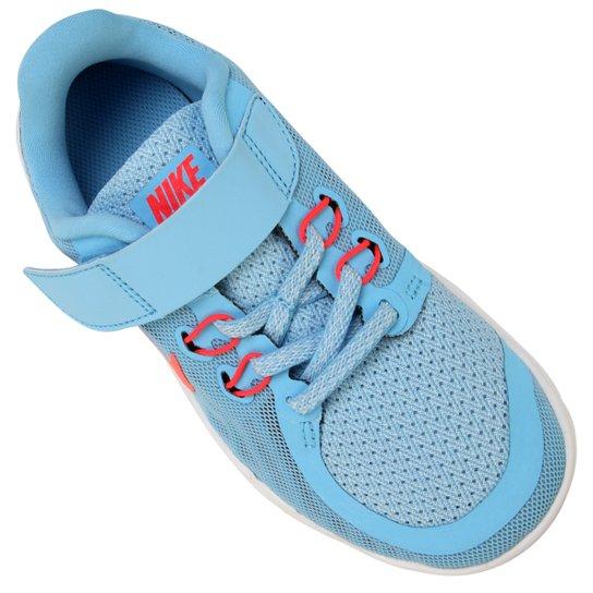 fceb4b51524 ... Tênis Nike Free 5.0 Infantil - Azul Claro+Branco