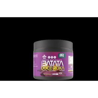 Batata Doce Roxa 100% Pote 200Gr Force Nutrition