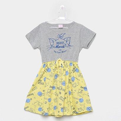 Vestido Infantil Fakini Marie
