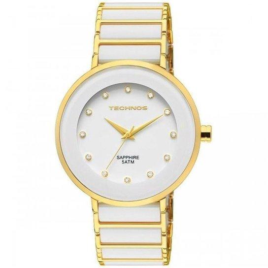 Relógio Technos Elegance Ceramic 2035LMM 4B - Compre Agora   Netshoes 61f8901105