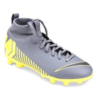 5cbc5ad201 Chuteira Campo Infantil Nike Mercurial Superfly 6 Club FG