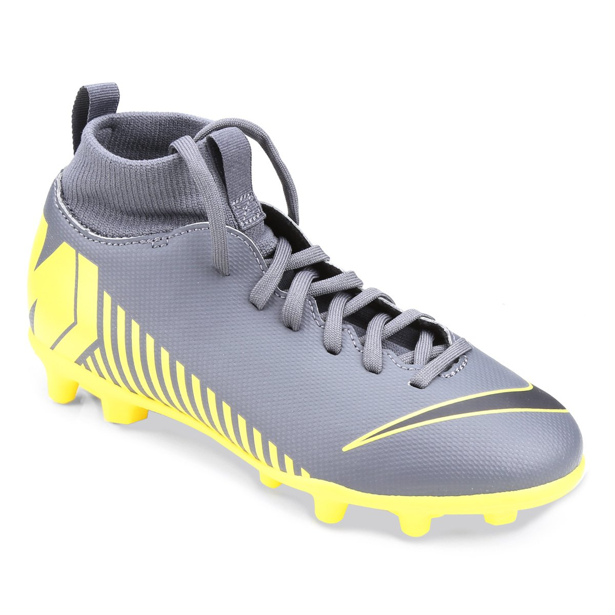 00106d5738515 Chuteira Campo Infantil Nike Mercurial Superfly 6 Club FG