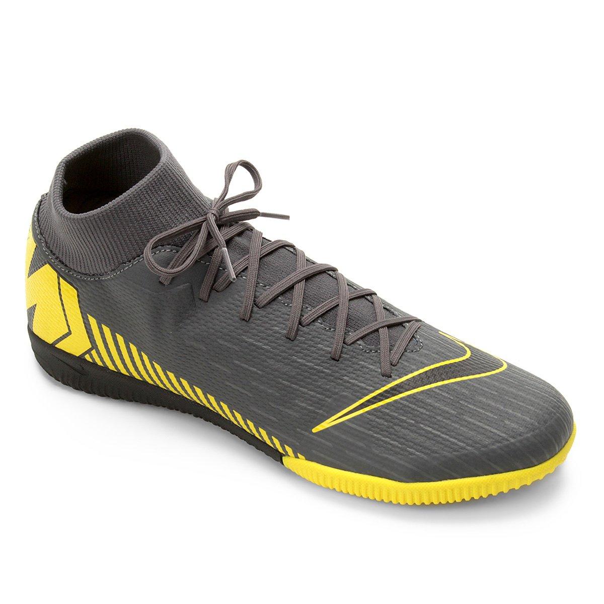 84e1d4df96 Chuteira Futsal Nike Mercurial Superfly 6 Academy IC