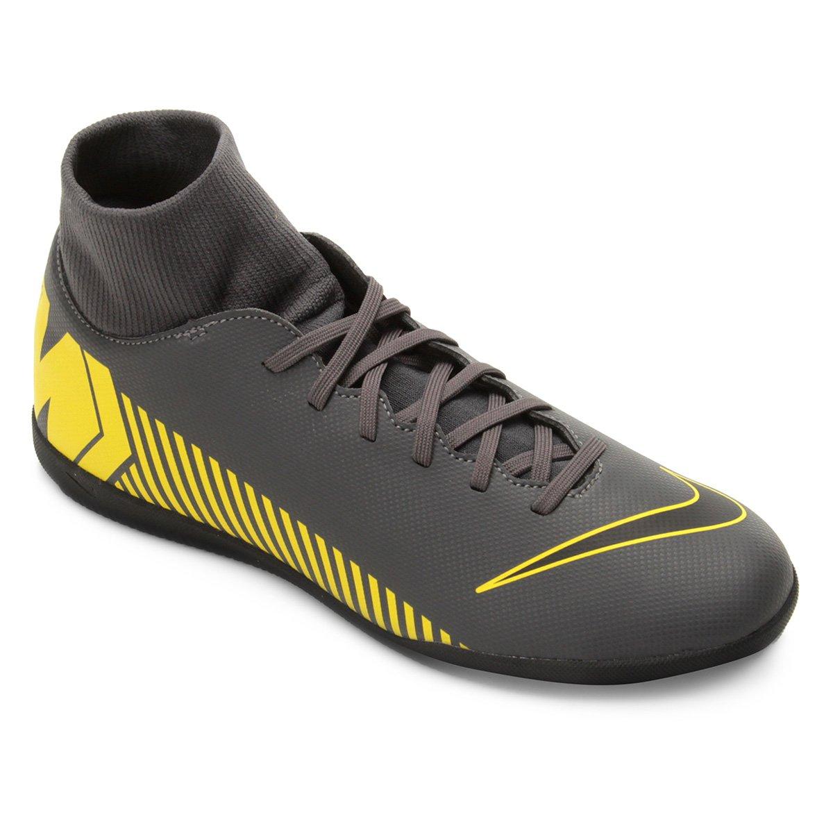 b38d998e9 FornecedorNetshoes. Chuteira Futsal Nike Mercurial Superfly 6 Club IC