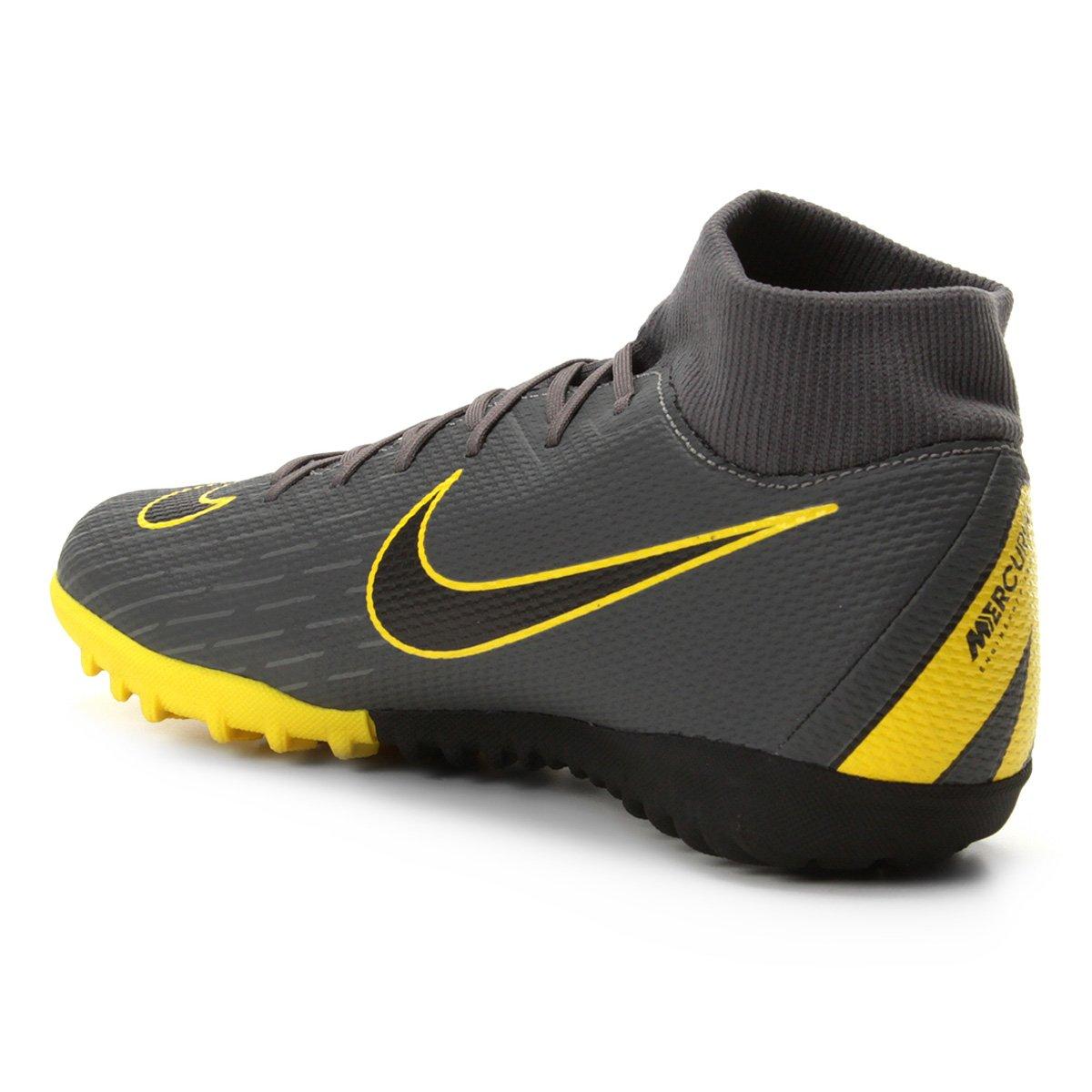 7d447943d8e7e Chuteira Society Nike Mercurial Superfly 6 Academy TF - Tam: 44 ...