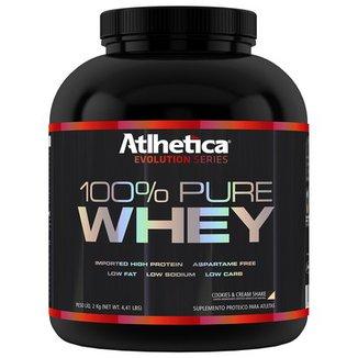 0eb4208c4 100% Pure Whey 2 Kg - Atlhetica Nutrition
