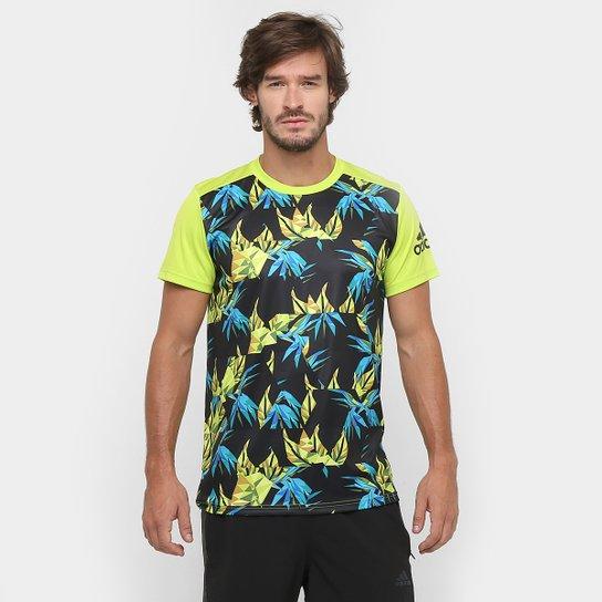 6c19695d1ac Camiseta Adidas Cl Cool365 Refresh Masculina - Compre Agora