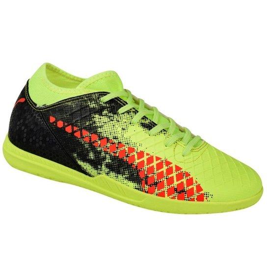 24d64f4682744 Chuteira Futsal Puma Future 18.4 Masculina - Compre Agora