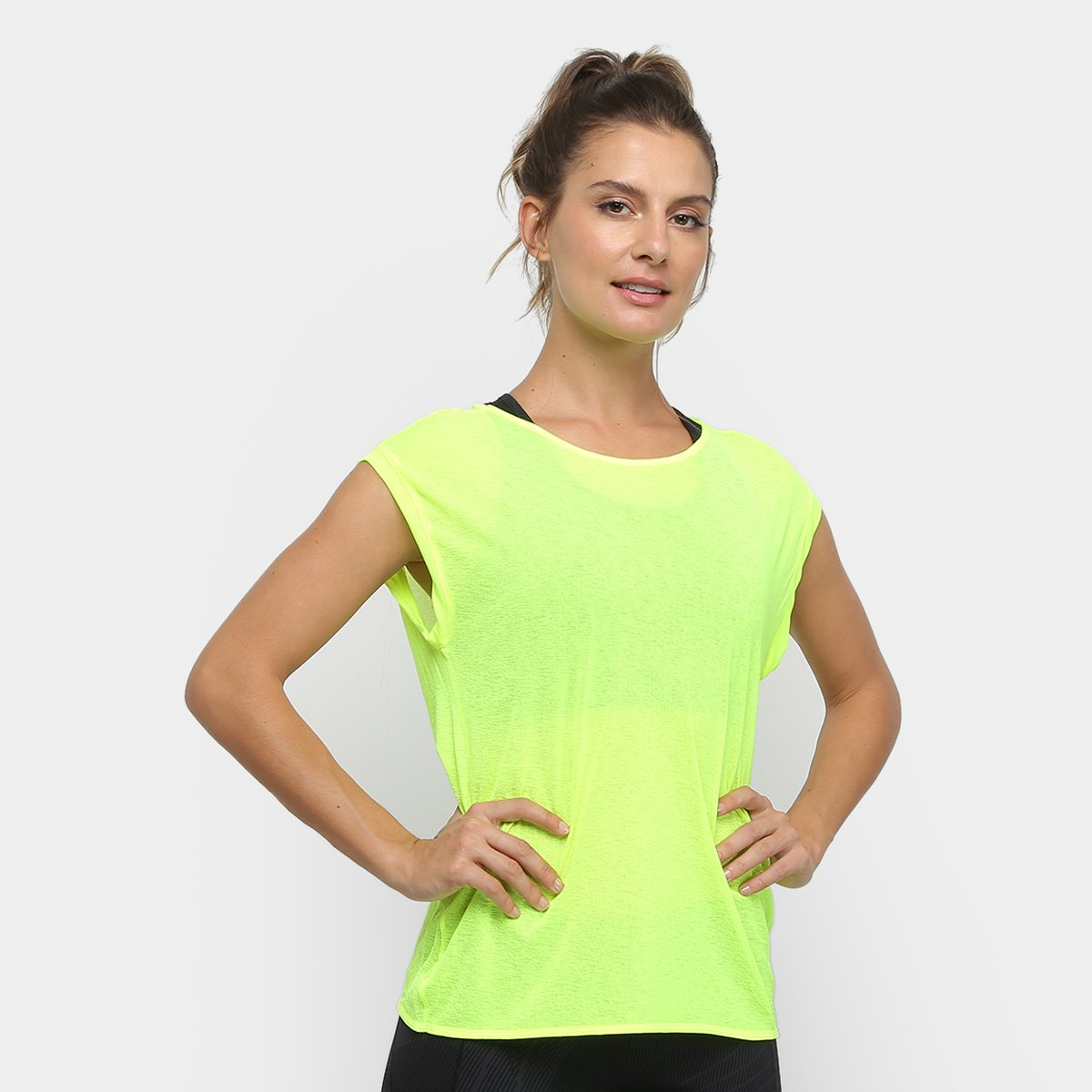 Camiseta Fila Light Run II Feminina
