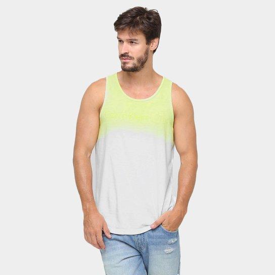 Regata Calvin Klein Degradê - Compre Agora  1eb22801226