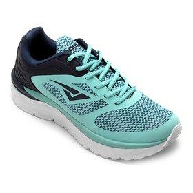 06e0997f0 Tênis 7264B Cinza/Coral Feminino - Bouts   Netshoes