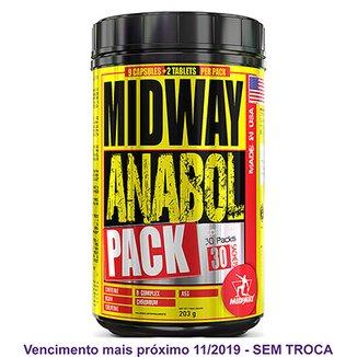 Anabol Pack - Pré Treino completo com cafeína 918b6385e1e5d