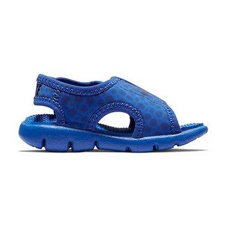 Sandália Infantil Nike Sunray Adjust 4 551fd2a9e1d78