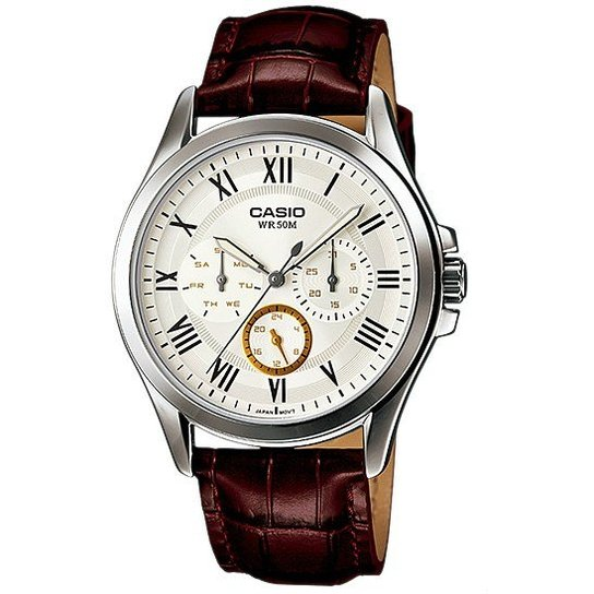 e02dc0bef26 Relógio Casio MTP-E301L-7BVDF - Compre Agora