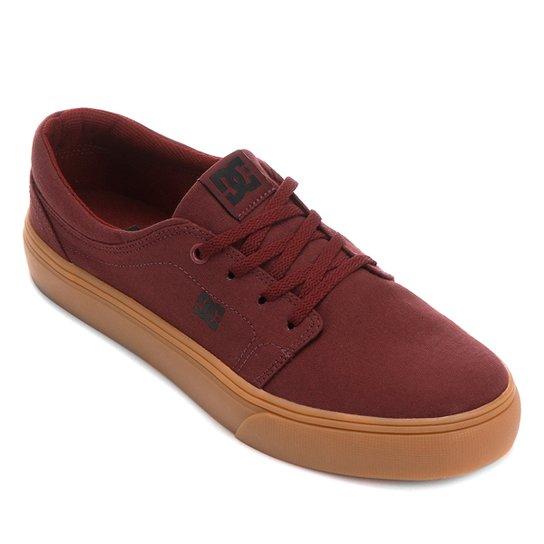 5bfdd57718 Tênis DC Shoes Trase Tx Masculino - Vinho - Compre Agora