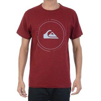 Camiseta Quiksilver Star Clock 945fc90f14