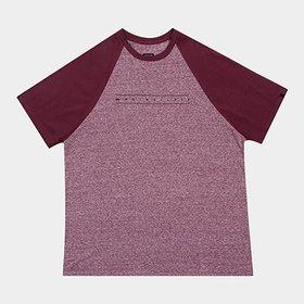 Camiseta Quiksilver Plus Size Especial Raglan Pack Iii Masculina acf7cbd034e