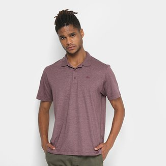 Camisa Polo Quiksilver Heather Masculina 1803598d1ee82
