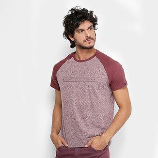 Camiseta Quiksilver Especial Raglan Pack Iii Masculina e6a676a928fb