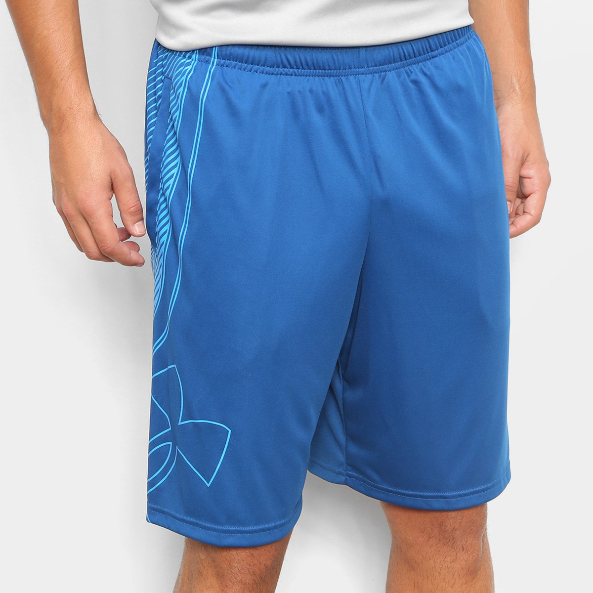 Short Under Armour Novelty Tech Masculino