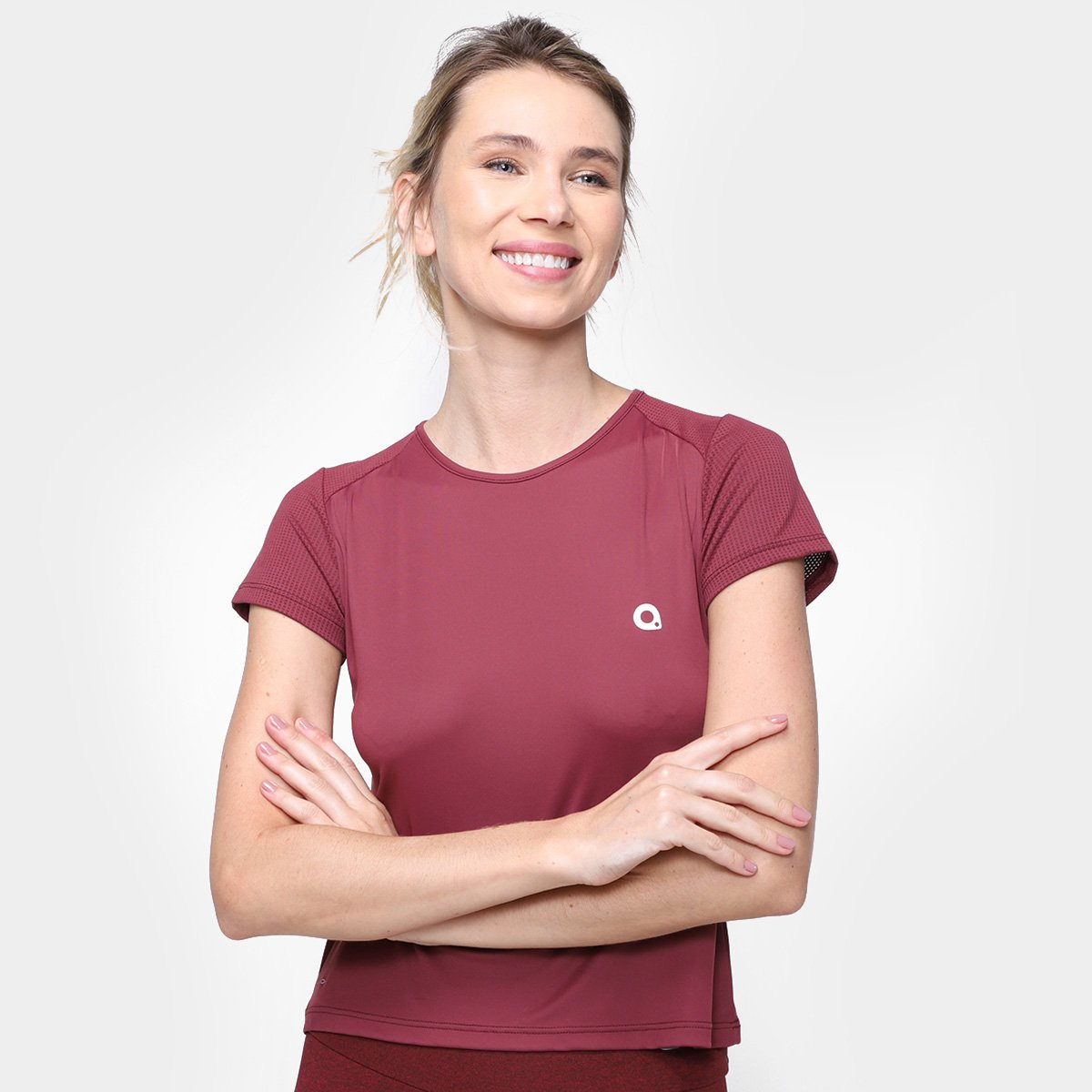 Camiseta Área Sports Orbit Feminina