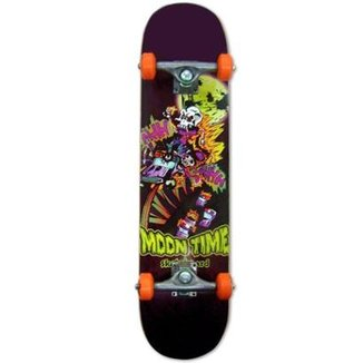 Skate Completo OWL Sports Moon Time 50-50 32