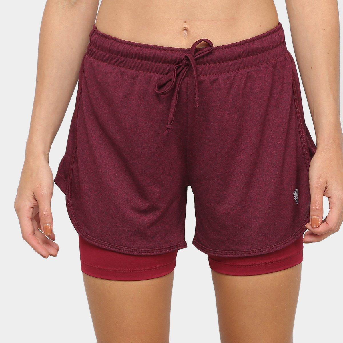 Shorts Gonew Compressão Feminino