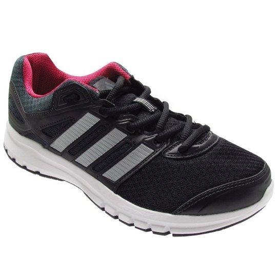 Tênis Adidas Duramo 6W - Preto E Verde Agua - 37 - Compre Agora ... 92479370b36