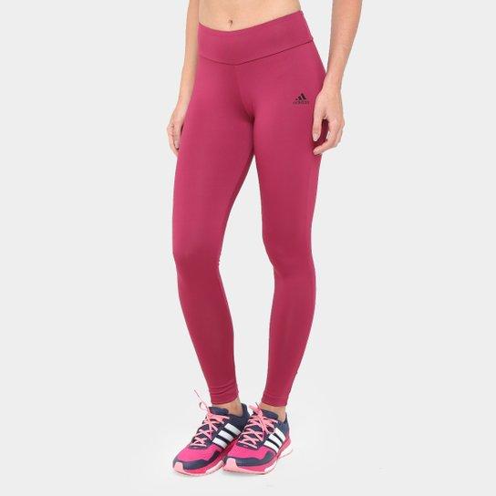 Calça Legging Adidas Training Ess 3S Feminina - Compre Agora  895ca6d70d115