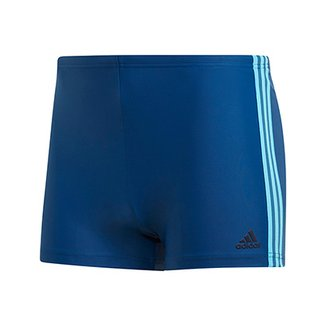 271f190d4 Compre Sunga Adidas Boxer 3 Listrassunga Adidas Boxer 3 Listras ...
