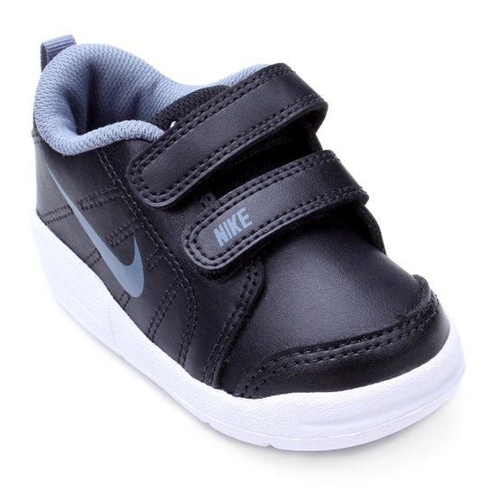 ff1dece5ec Tênis Infantil Nike Pico Lt Masculino - Azul Claro e Preto - Compre ...